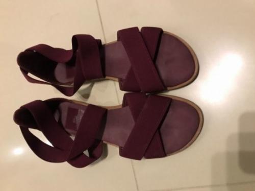 Sandałki Lacoste
