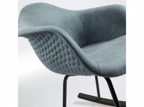 Krzesło bujane Kenna II