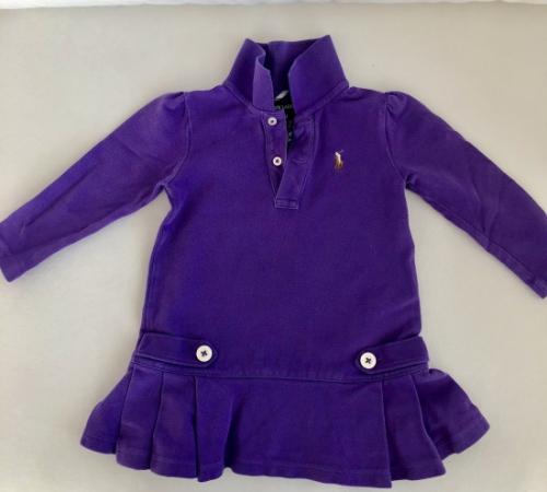 Sukieneczka dla dziewczynki Ralph Lauren