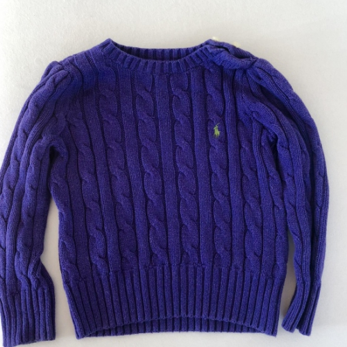 Ralph Lauren sweterek dla chłopca 4 lata