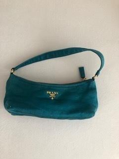 Mini torebka Prada
