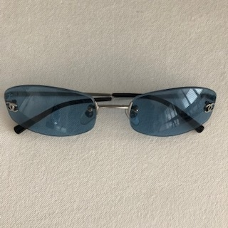 Chanel okulary vintage