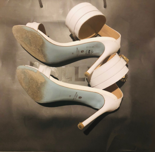Sandałki BADURA ICON rozm. 37