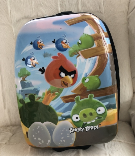Walizka Angry Birds