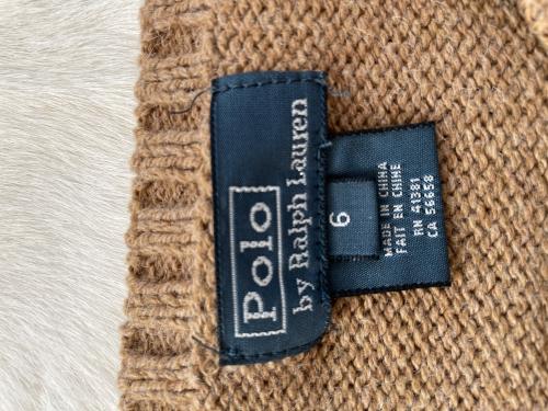 Ralph Lauren sweter dla chlopca